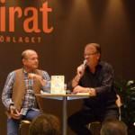 Lasse Berghagen intervjuas av Fredrik Belfrage. Han var riktigt rolig. Visste ni att han slagit en golfboll från Norge till Finland över Sverige uppe vid treriksröset för att komma i Guinnes Rekordbok.