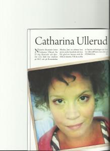 Tidskriftens bild och text om månadens illustratör
