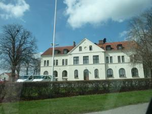 Österlens Folkhögskola,en av de skolor jag söker till i år