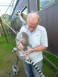 lemurer och Lasse