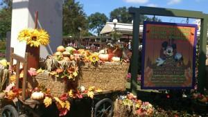 Disney World firar Halloween