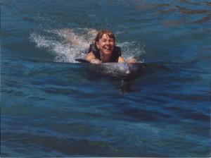 Eva o delfin 1