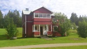Vårt hem under en vecka