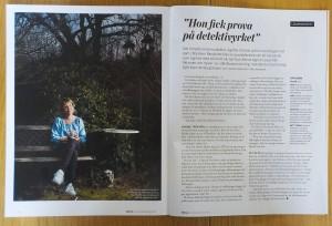 Tidningen Skriva nr 4 2016