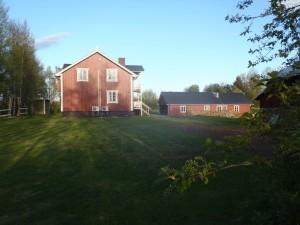 Henning Mankells gård i Härjedalen