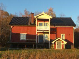Mankellhuset i Överby